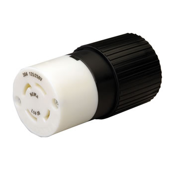 Reliance Controls,L1430C,CONNECTOR, 30A, 120/240V